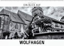 Ein Blick auf Wolfhagen (Wandkalender 2018 DIN A2 quer) von W. Lambrecht,  Markus