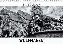 Ein Blick auf Wolfhagen (Wandkalender 2018 DIN A4 quer) von W. Lambrecht,  Markus