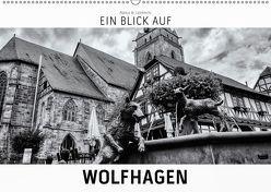 Ein Blick auf Wolfhagen (Wandkalender 2019 DIN A2 quer) von W. Lambrecht,  Markus