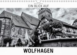 Ein Blick auf Wolfhagen (Wandkalender 2019 DIN A4 quer) von W. Lambrecht,  Markus