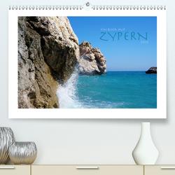 Ein Blick auf Zypern (Premium, hochwertiger DIN A2 Wandkalender 2020, Kunstdruck in Hochglanz) von Informationsdesign,  SB