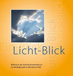 Ein-Blick. Licht-Blick. Durch-Blick. Aus-Blick. von Jarmer,  Manfred, Mohr,  Friedrich, Roos,  Martin, Schneider,  Rochus, Soost,  Wolfgang, Straßner,  Sybille, Vanderheiden,  Elisabeth, Zaschel,  Martin