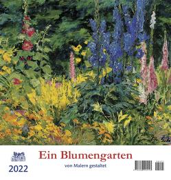 Ein Blumengarten 2022