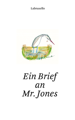 Ein Brief an Mr. Jones von Labrusello,  (Autor)