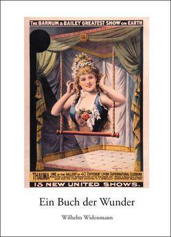 Ein Buch der Wunder von Widenmann,  Wilhelm