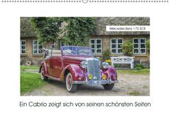 Ein Cabrio zeigt sich von seinen schönsten Seiten (Wandkalender 2019 DIN A2 quer) von Kuhr,  Susann