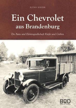 Ein Chevrolet aus Brandenburg von Kiefer,  Björn