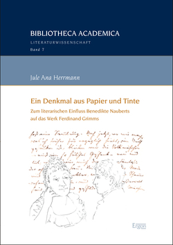 Ein Denkmal aus Papier und Tinte von Herrmann,  Jule Ana