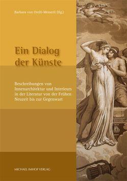 Ein Dialog der Künste von Orelli-Messerli,  Barbara von
