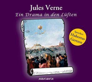 Ein Drama in den Lüften von Gertzen,  Hubertus, Verne,  Jules, Zimber,  Corinna