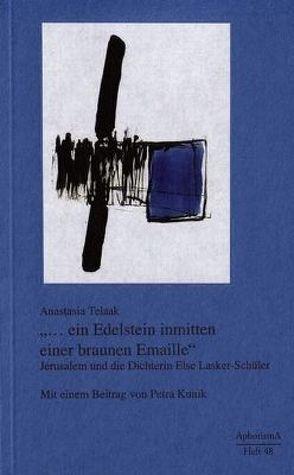 """""""… ein Edelstein inmitten einer braunen Emaille"""" von Kunik,  Petra, Telaak,  Anastasia"""