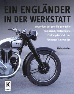 Ein Engländer in der Werkstatt von Alles,  Helmut