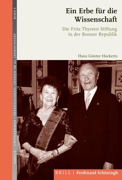 Ein Erbe für die Wissenschaft von Hockerts,  Hans Günter