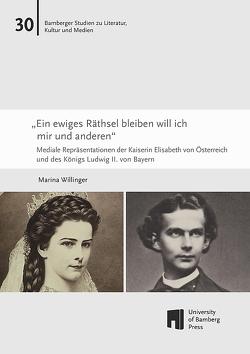 """""""Ein ewiges Räthsel bleiben will ich mir und Anderen."""" von Willinger,  Marina"""