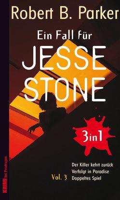 Ein Fall für Jesse Stone BUNDLE von Parker,  Robert B.