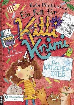 Ein Fall für Kitti Krimi, Band 06 von Pankhurst,  Kate, Steinbrede,  Diana