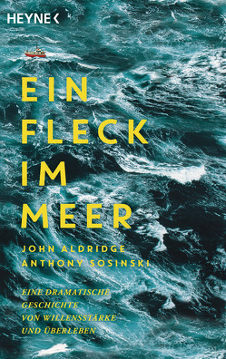 Ein Fleck im Meer von Aldridge,  John, Deggerich,  Georg, Sosinski,  Anthony