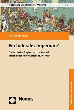 Ein föderales Imperium? von Rummel,  Patrick