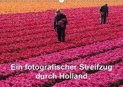Ein fotografischer Streifzug durch Holland (Wandkalender 2019 DIN A3 quer) von Schroeder,  Susanne