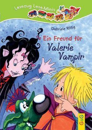 Ein Freund für Valerie Vampir von Picha,  Angela, Rittig,  Gabriele