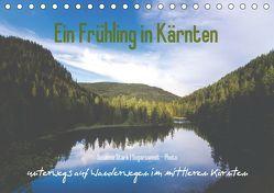 Ein Frühling in Kärnten (Tischkalender 2019 DIN A5 quer) von Stark Sugarsweet - Photo,  Susanne