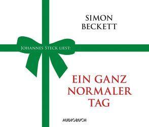 Ein ganz normaler Tag von Beckett,  Simon, Steck,  Johannes, Zimber,  Corinna