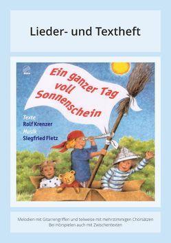 Ein ganzer Tag voll Sonnenschein von Fietz,  Siegfried, Guhe,  Irmtraud, Krenzer,  Rolf