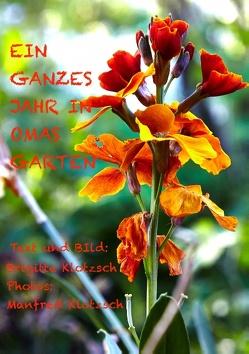 Ein ganzes Jahr in Omas Garten von Klotzsch,  Brigitte