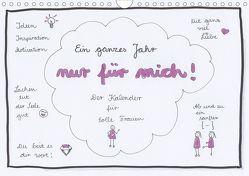 Ein ganzes Jahr nur für mich! (Wandkalender 2020 DIN A4 quer) von Kleinhans,  Martje