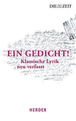 Ein Gedicht! von Jutta,  Hoffritz, Lechner,  Wolfgang
