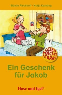Ein Geschenk für Jakob von Kersting,  Katja, Rieckhoff,  Sibylle
