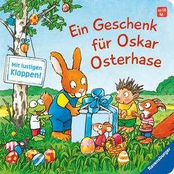 Ein Geschenk für Oskar Osterhase von Baumann,  Stephan, Schwarz,  Regina