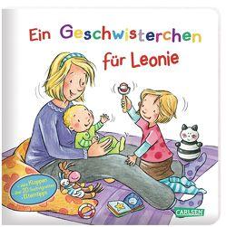 Ein Geschwisterchen für Leonie von Becker,  Stéffie, Grimm,  Sandra