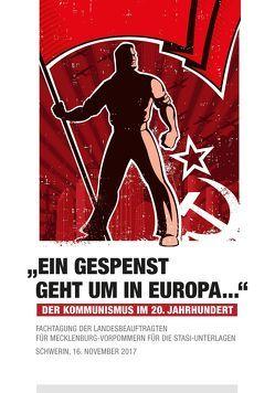 """""""Ein Gespenst geht um in Europa…"""". Der Kommunismus im 20. Jahrhundert"""