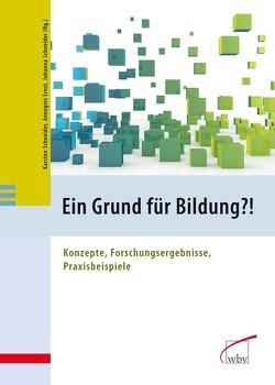 Ein Grund für Bildung?! von Ernst,  Annegret, Schneider,  Johanna, Schneider,  Karsten