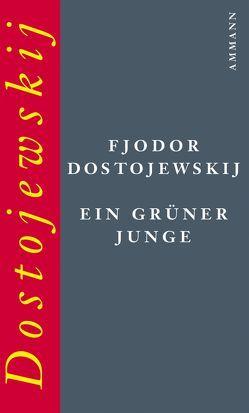 Ein grüner Junge von Dostojewskij,  Fjodor M., Geier,  Swetlana