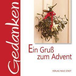 Ein Gruß zum Advent von Hartl,  Gabriele