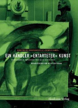 """Ein Händler """"entarteter"""" Kunst von Hoffmann,  Meike"""