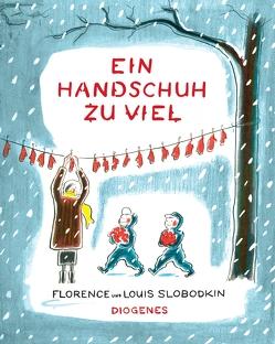 Ein Handschuh zu viel von Hertzsch,  Kati, Slobodkin,  Florence, Slobodkin,  Louis