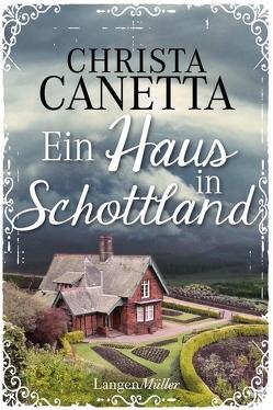 Ein Haus in Schottland von Canetta,  Christa