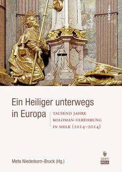 Ein Heiliger unterwegs in Europa von Niederkorn-Bruck,  Meta