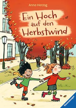 Ein Hoch auf den Herbstwind von Göhlich,  Susanne, Herzog,  Anna