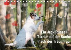 Ein Jack Russell Terrier auf der Suche nach der Traumfrau (Tischkalender 2018 DIN A5 quer) von S. + J. Schröder,  AWS, Schroeder,  Susanne, Werbeagentur,  k.A.