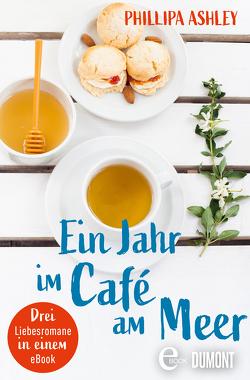 Ein Jahr im Café am Meer von Ashley,  Phillipa, Herbert,  Marion
