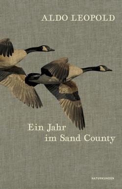 Ein Jahr im Sand County von Brôcan,  Jürgen, Leopold,  Aldo, Schalansky,  Judith