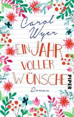 Ein Jahr voller Wünsche von Thiele,  Sabine, Wyer,  Carol