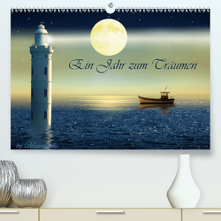 Ein Jahr zum Träumen by Mausopardia (Premium, hochwertiger DIN A2 Wandkalender 2020, Kunstdruck in Hochglanz) von Jüngling alias Mausopardia,  Monika