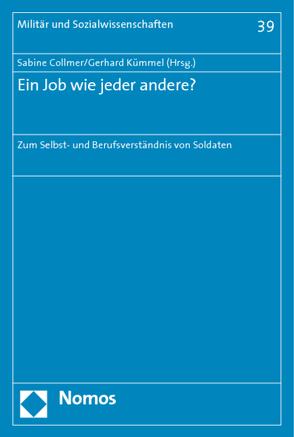 Ein Job wie jeder andere? von Collmer,  Sabine, Kümmel,  Gerhard