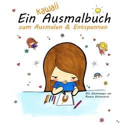 Ein kawaii Ausmalbuch von Breitenbach,  Roxana