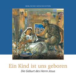 Ein Kind ist uns geboren von Meeuse,  Cornelis J., van der Spek,  Arie